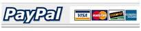 logo paypal + CC